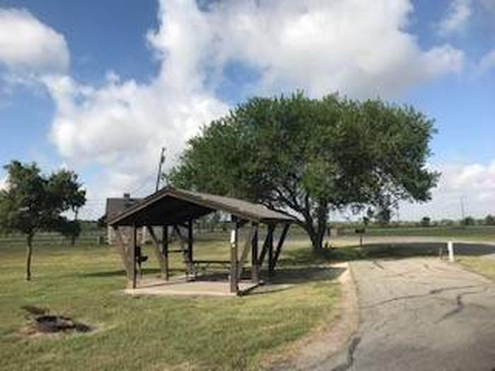 Willis Creek Park Campsite #12
