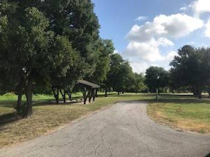 Willis Creek Park Campsite #19
