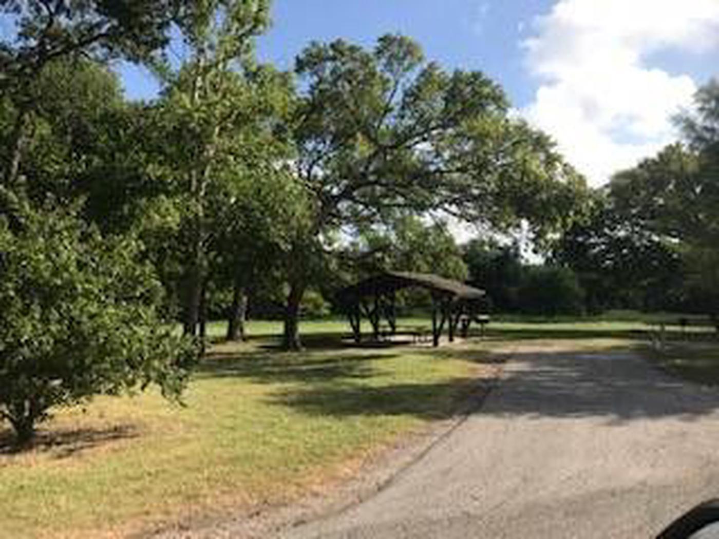 Willis Creek ParkCampsite #23