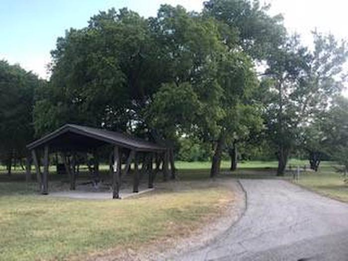 Willis Creek Park Campsite #24
