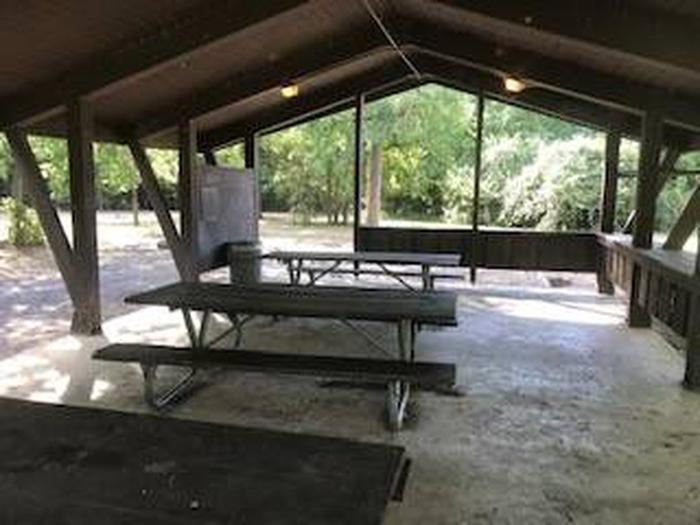 Willis Creek Park Group Shelter