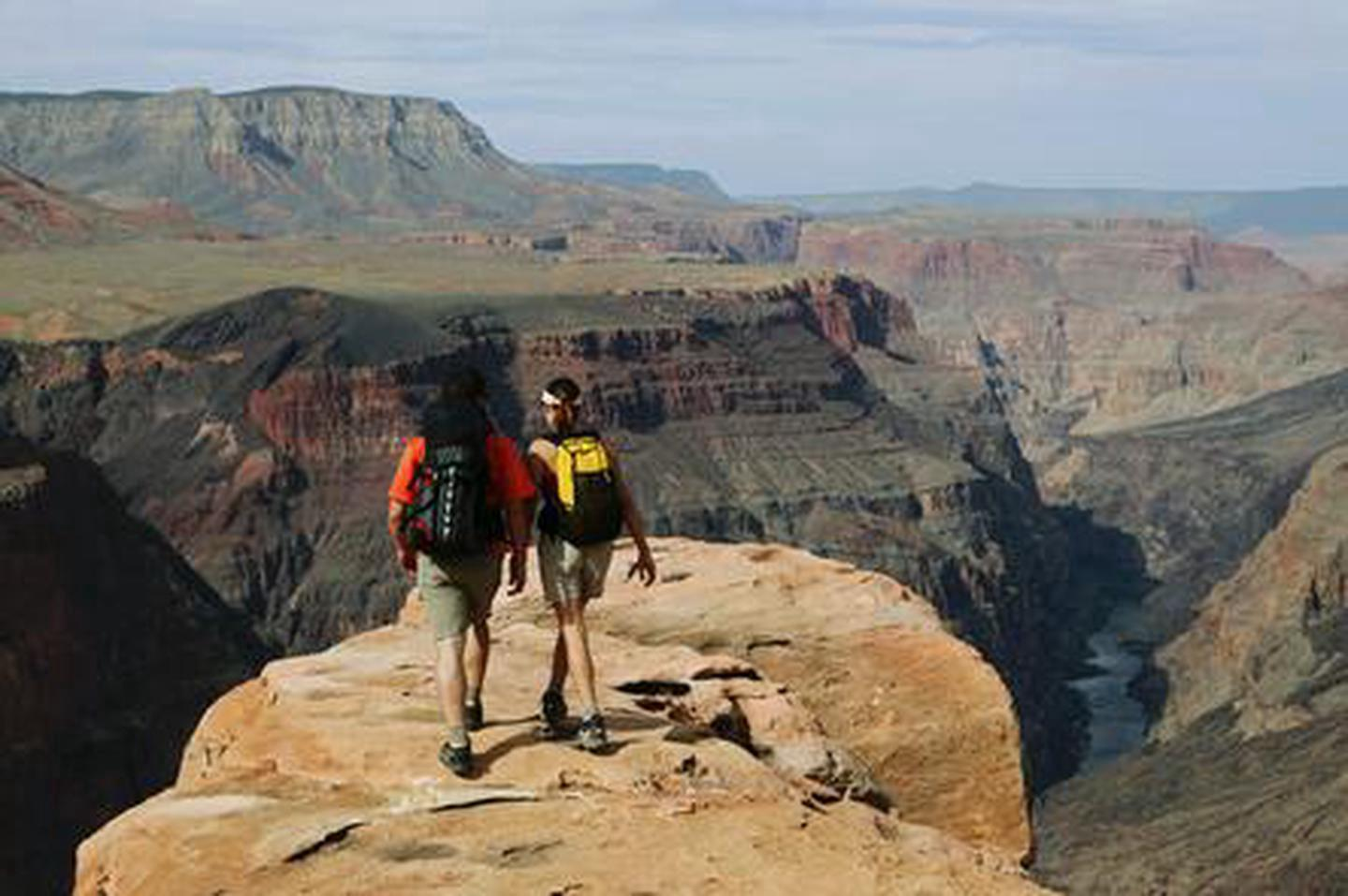 Outdoor AdventuresThe Bright Angel Lodge & Cabins is the perfect base from which to explore the Grand Canyon.