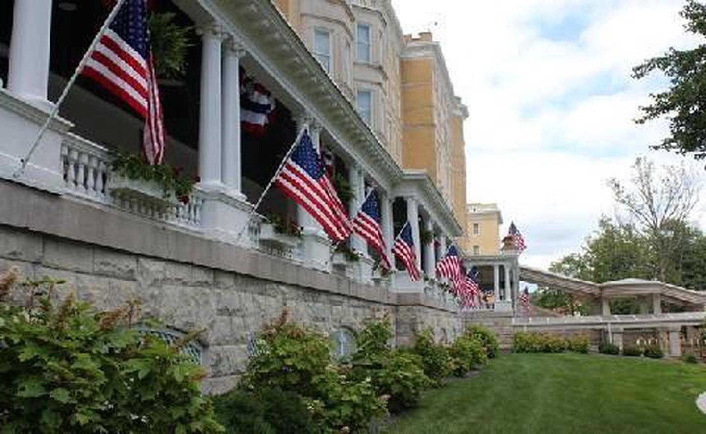 An American TraditionWith Senator Taggert at the helm, the French Lick Springs Hotel became known as the unofficial home of the Democratic party.  In fact, in 1931 FDR kicked off his run for President at the hotel.