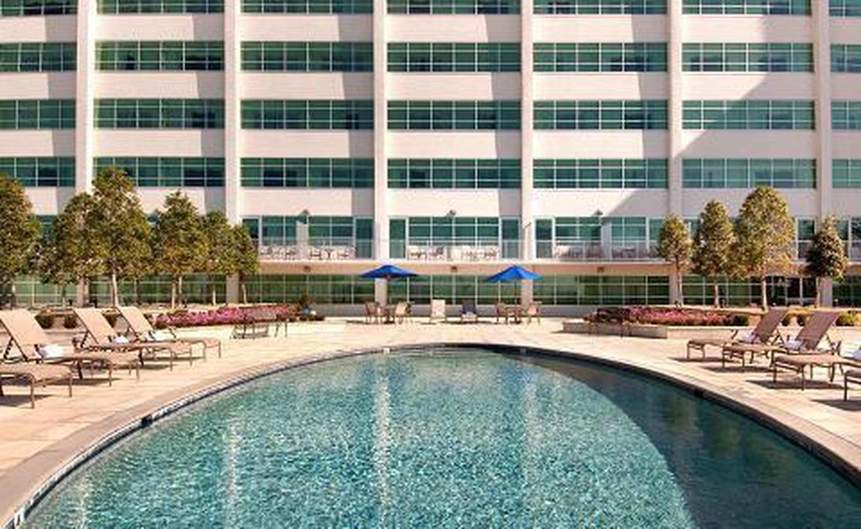 Oasis in the CityTake a break during a busy convention or bustling vacation to enjoy the activities on-site including an outdoor swimming pool.