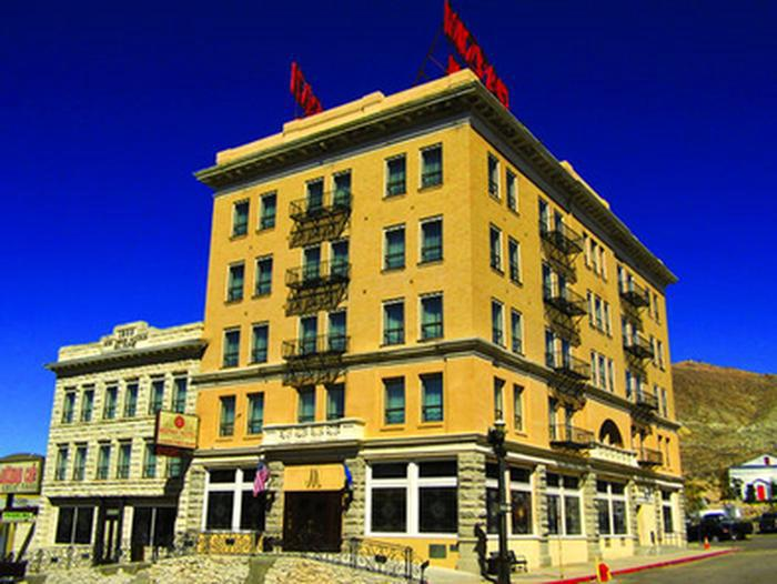 Historic BuildingWhen built in 1907, the Mizpah was the tallest hotel in Nevada and cost $200,000.