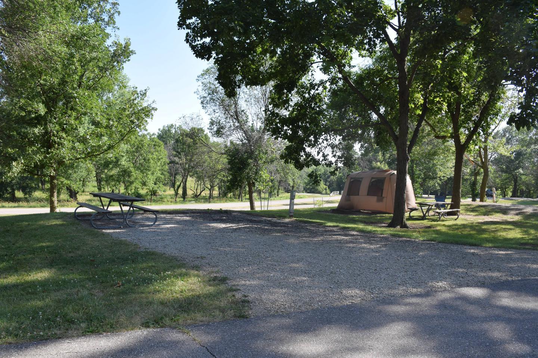 whitebreast Campsite number 1