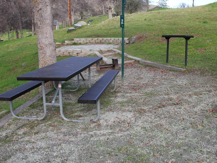 Island Park CampgroundSite #2 NON-ELECTRIC