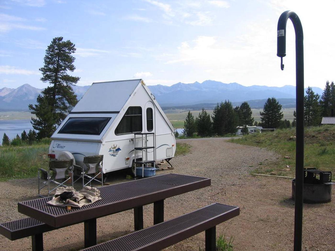 Lakeview Gunnison Campground