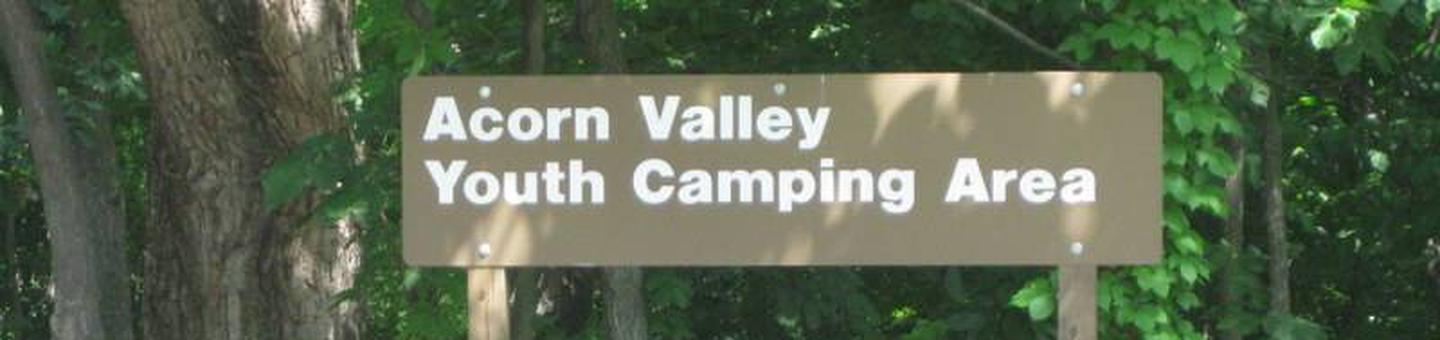 Acorn Valley Youth Camping Area