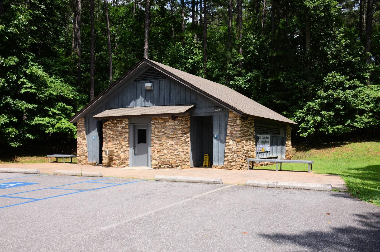 Campground BathhouseMcKinney Campground Bathhouse