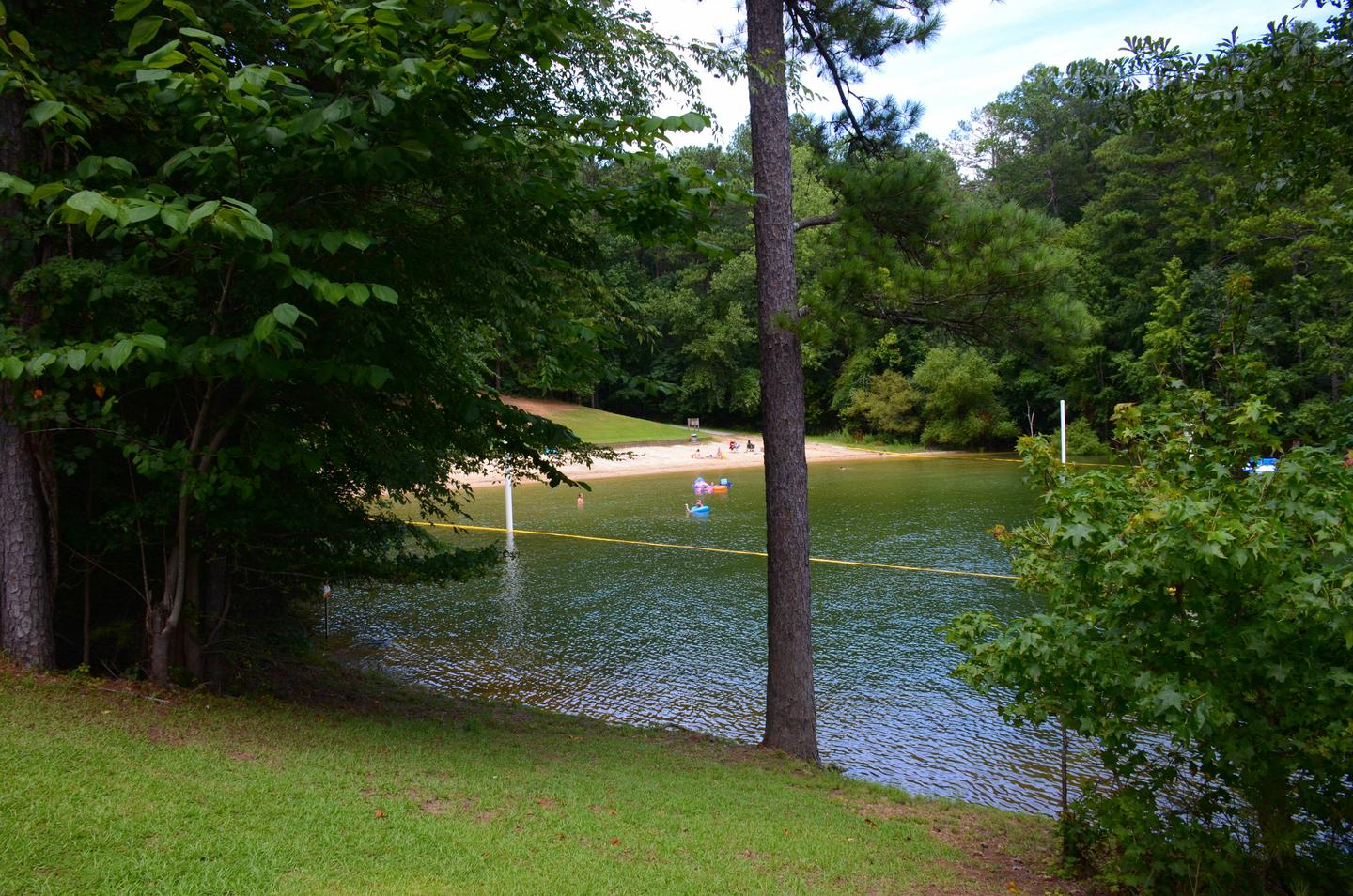 McKinney Campground Beach 3.McKinney Campground beach.