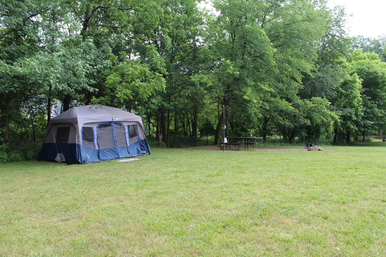 Steel Creek Camp Site #2 (photo 1)Steel Creek Camp Site #2