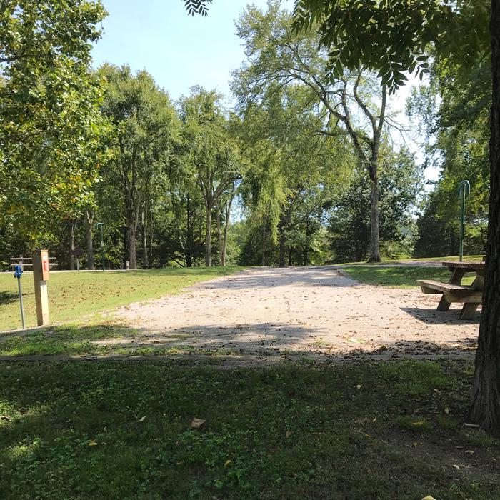 WILLOW GROVE CAMPGROUND SITE #1