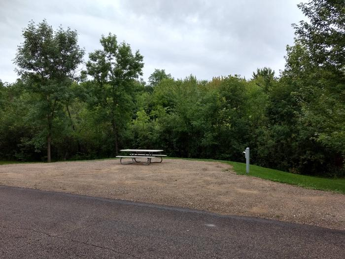 Sandy Lake - Campsite 42Sandy Lake Site 42