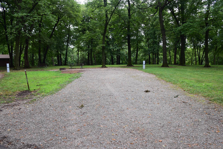 North Overlook Campsite number 24