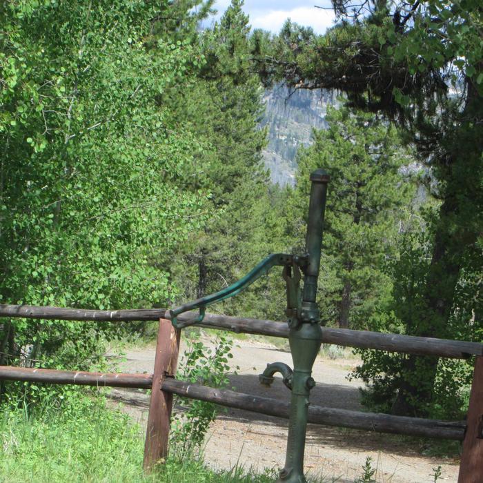Water PumpStolle Cabin