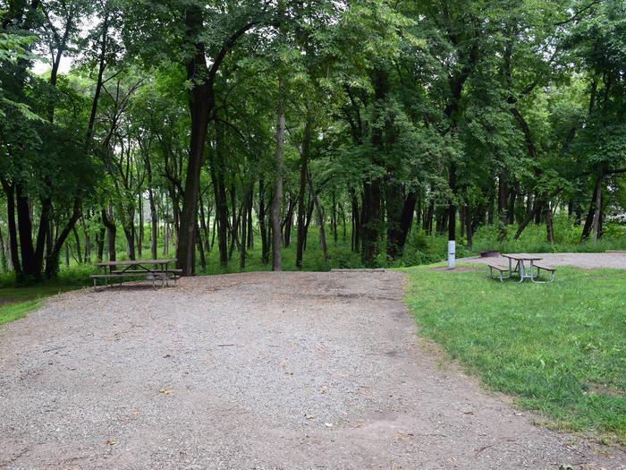 North Overlook Campground Number 26