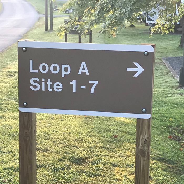 Loop A