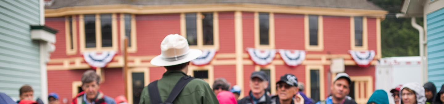Preview photo of Klondike Gold Rush National Historical Park Tours