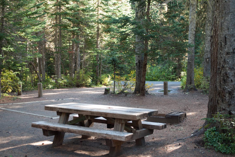 Takhlakh Lake Campsite