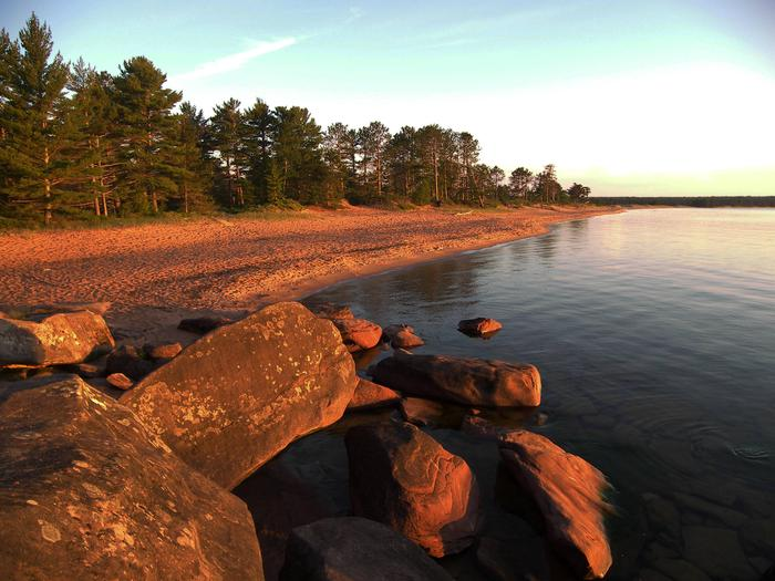 Preview photo of Apostle Islands National Lakeshore Camping Permits