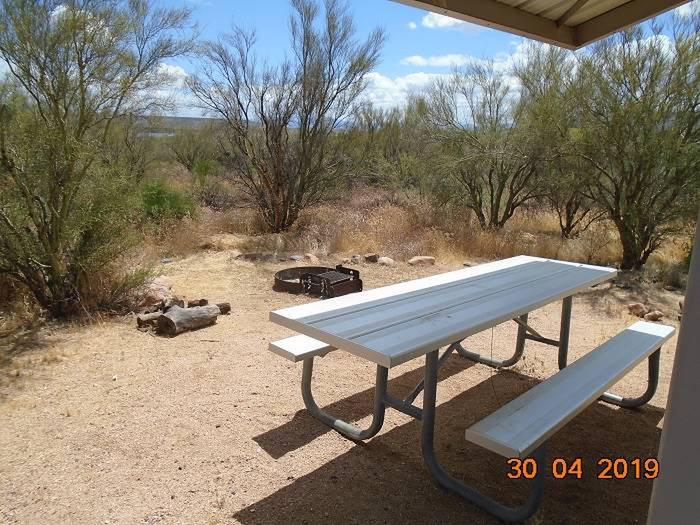 Campsite 5Campsite 5, Cholla Campground