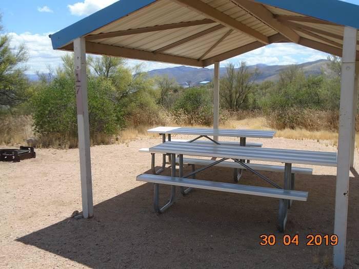 Campsite 17Campsite 17, Cholla Campground