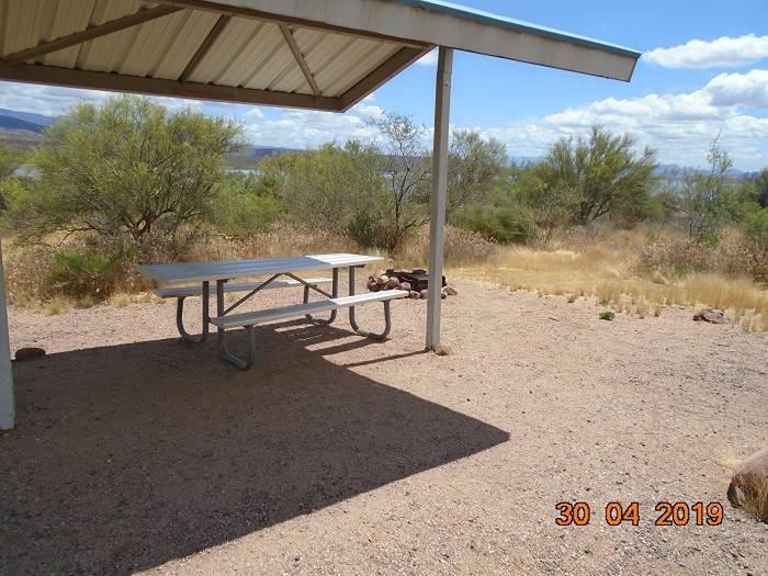 Campsite 19Campsite 19, Cholla Campground