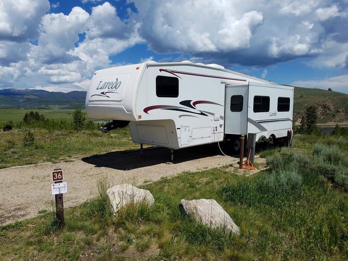 Campsite 36