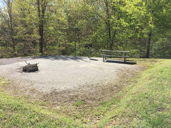LILLYDALE CAMPGROUND SITE #6