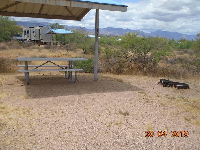Campsite 39Campsite 39, Cholla Campground