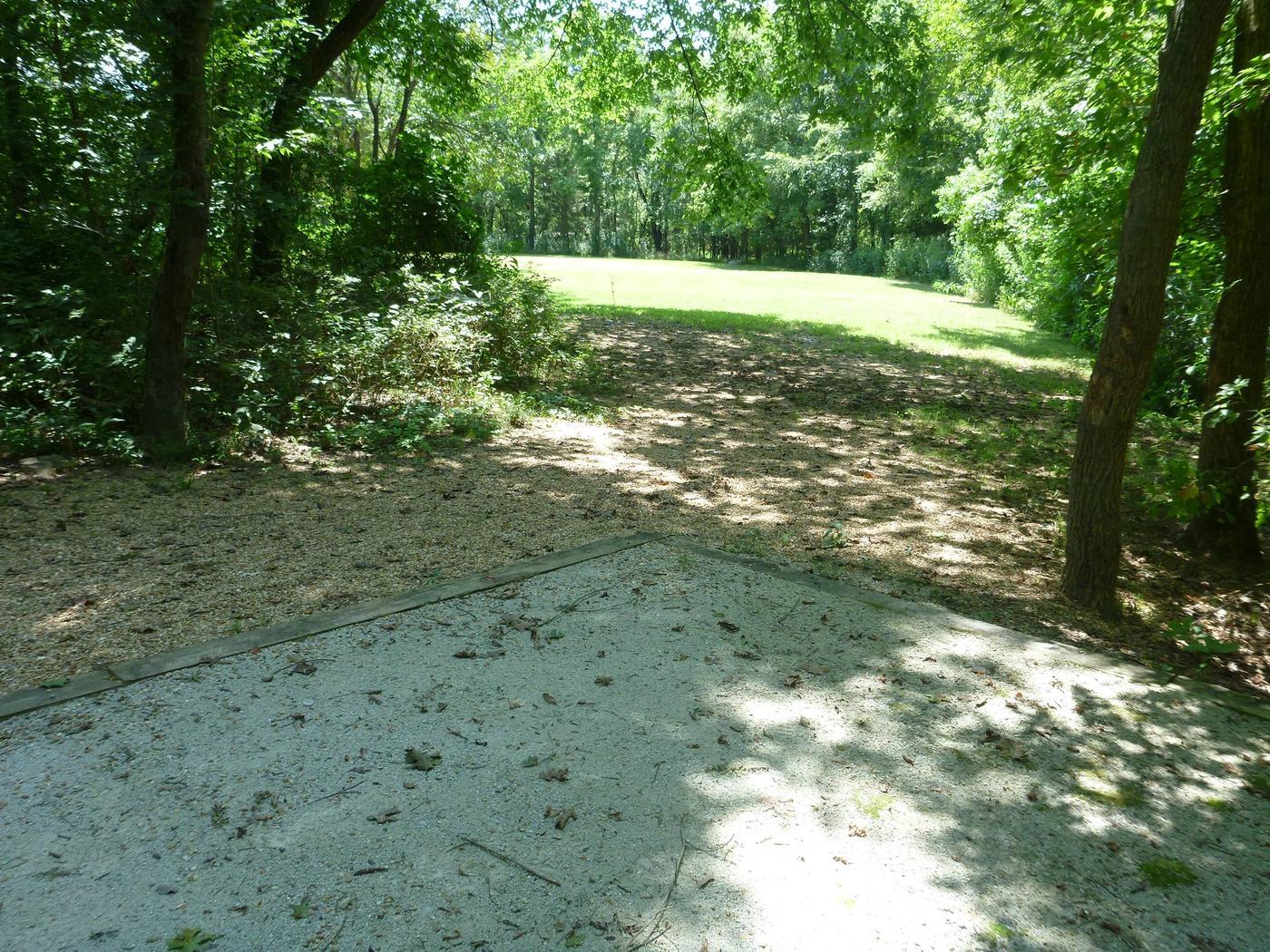 Tyler Bend Walk-in Site A-3Tyler Bend Walk-in Site A