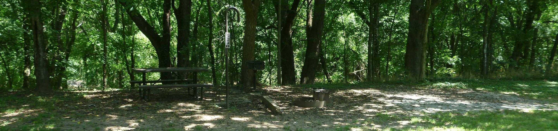 Tyler Bend Walk-in Site I