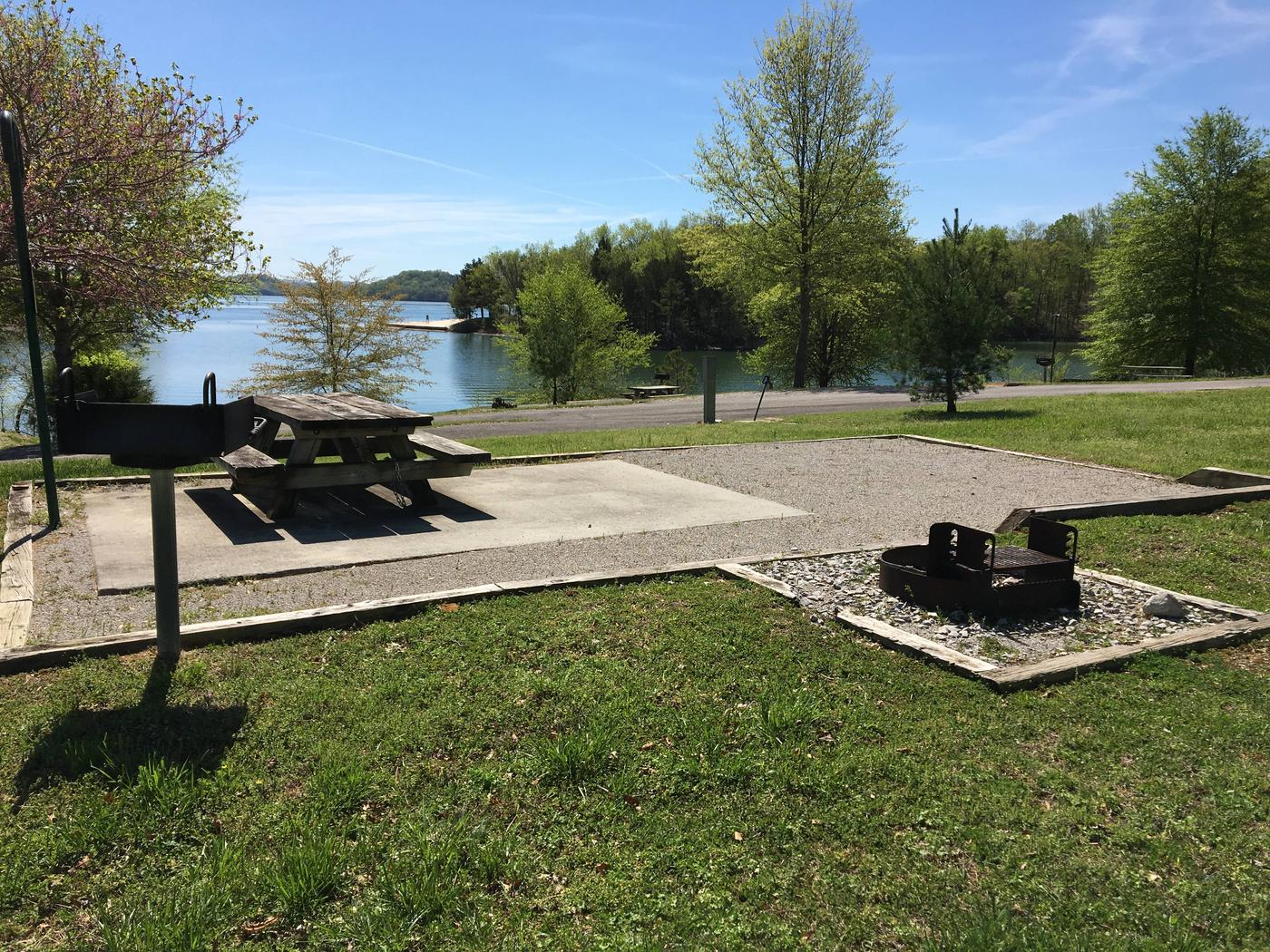 LILLYDALE CAMPGROUND SITE # 23
