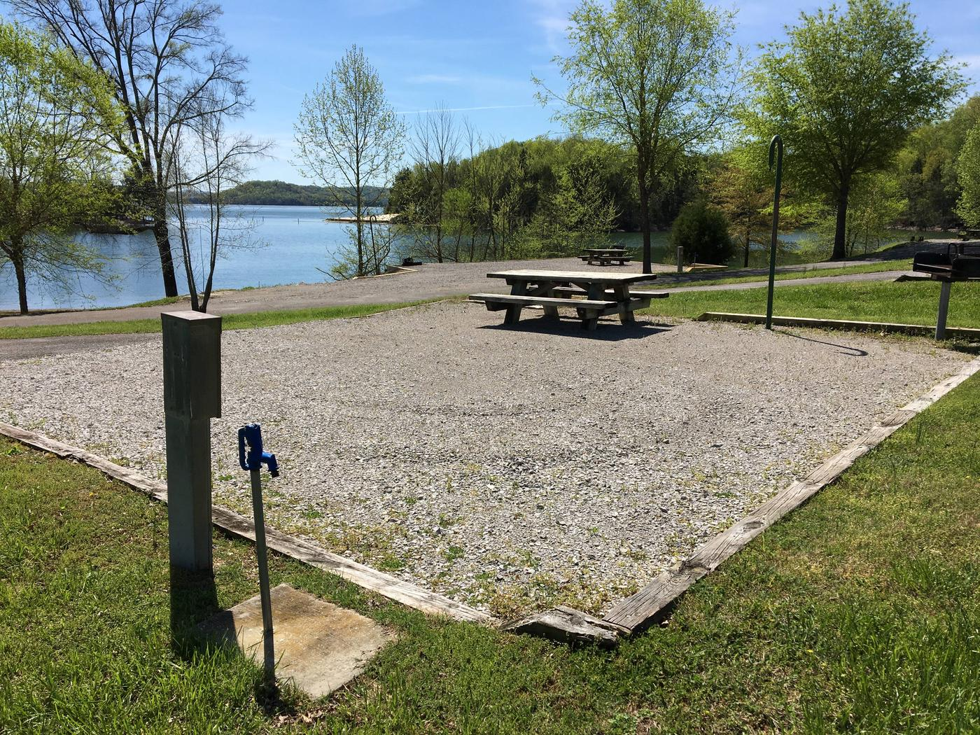 LILLYDALE CAMPGROUND SITE # 27
