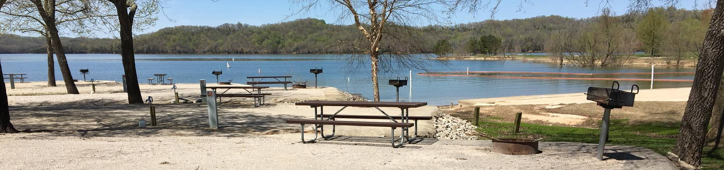 LILLYDALE CAMPGROUND SITE # 44