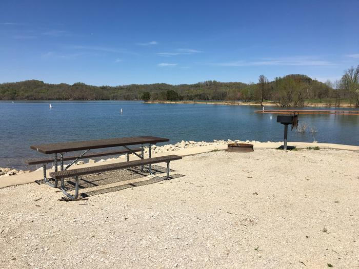 LILLYDALE CAMPGROUND SITE # 48