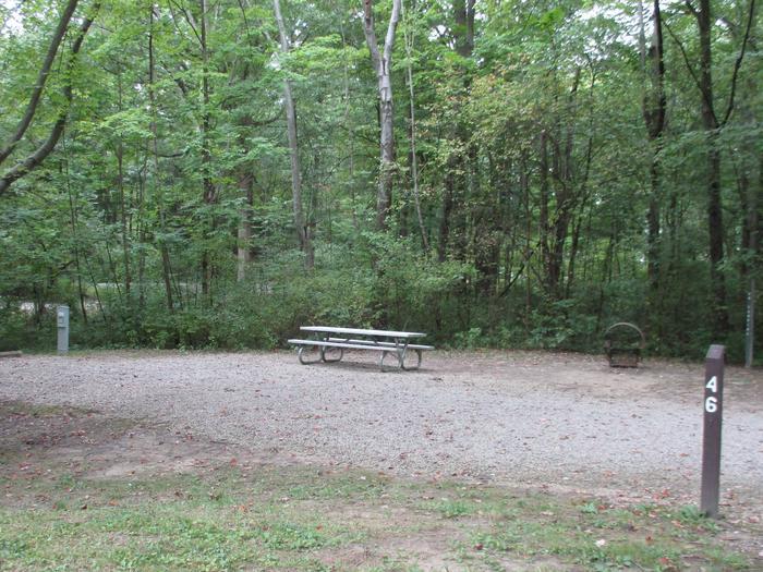 Hickory 46 Campsite