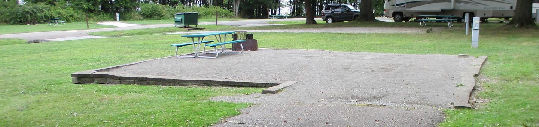 Maplewood 44 Campsite