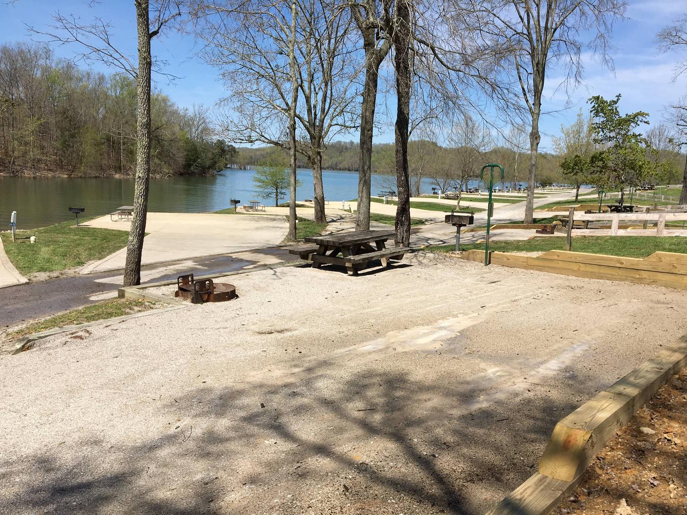 LILLYDALE CAMPGROUND SITE # 74
