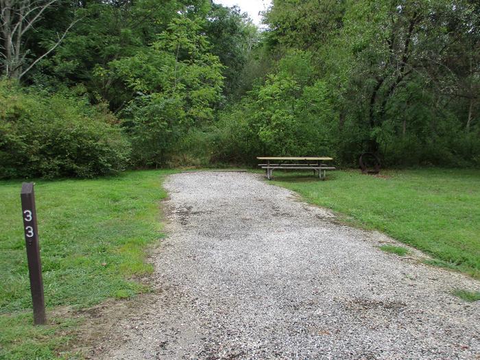 Oak 33 Campsite
