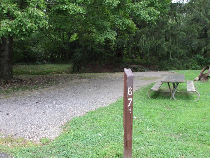 Oak 67 Campsite