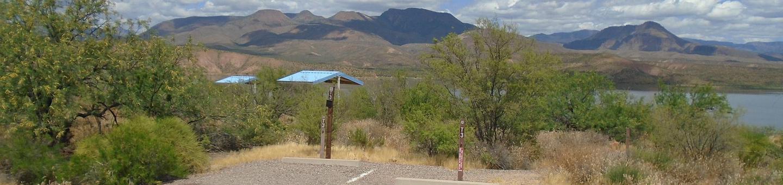T3 Campsite at Cholla CampgroundCampsite T3, Cholla Campground