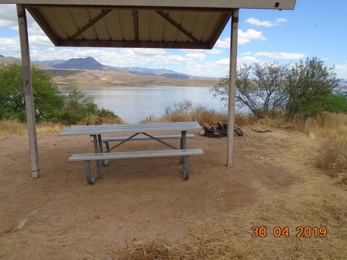 Campsite T7Campsite T7, Cholla Campground