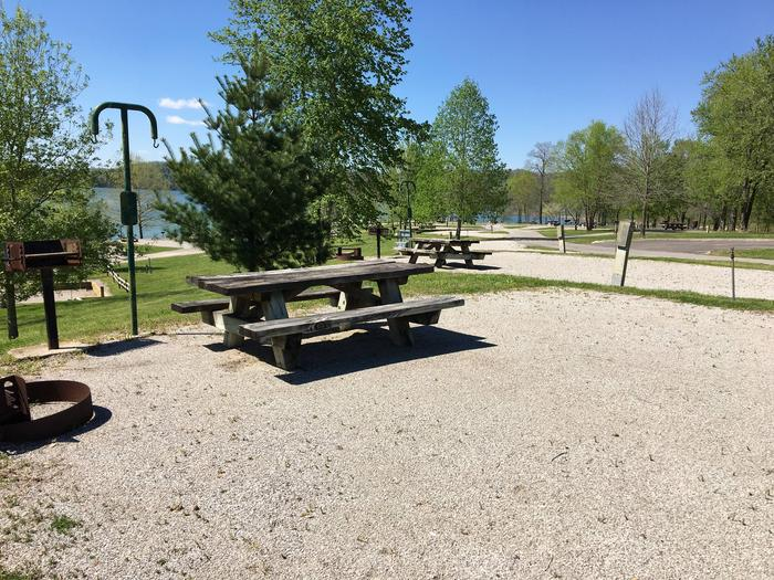LILLYDALE CAMPGROUND SITE # 96