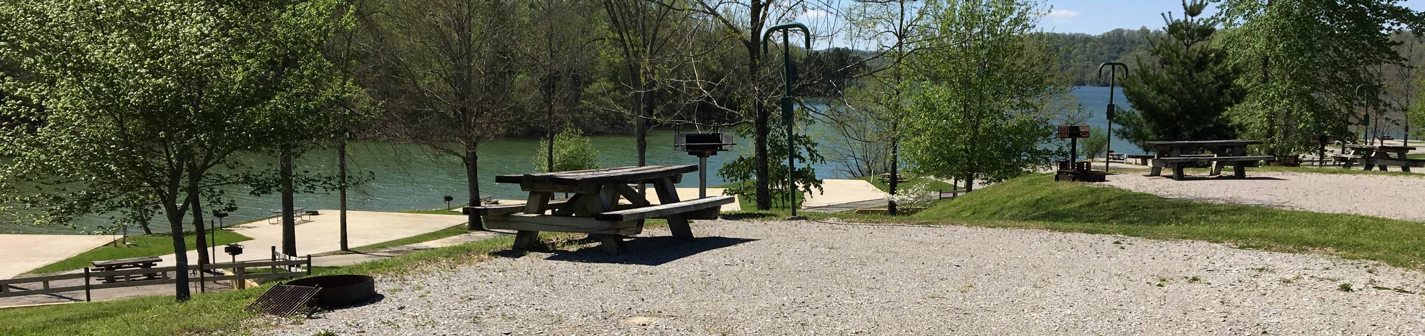 LILLYDALE CAMPGROUND SITE # 98