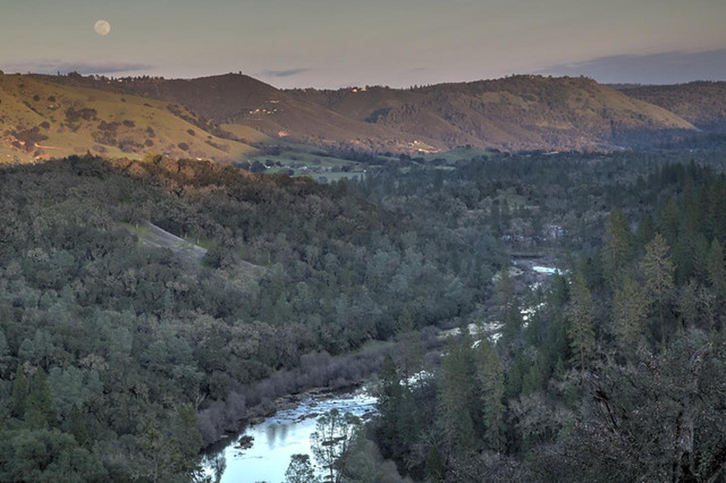 Cronan RanchSouth Fork American River running through Cronan Ranch