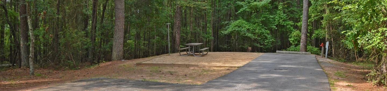 McKinney Campground Site 64