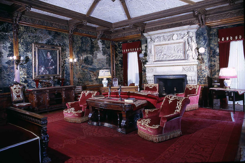 Vanderbilt interior room