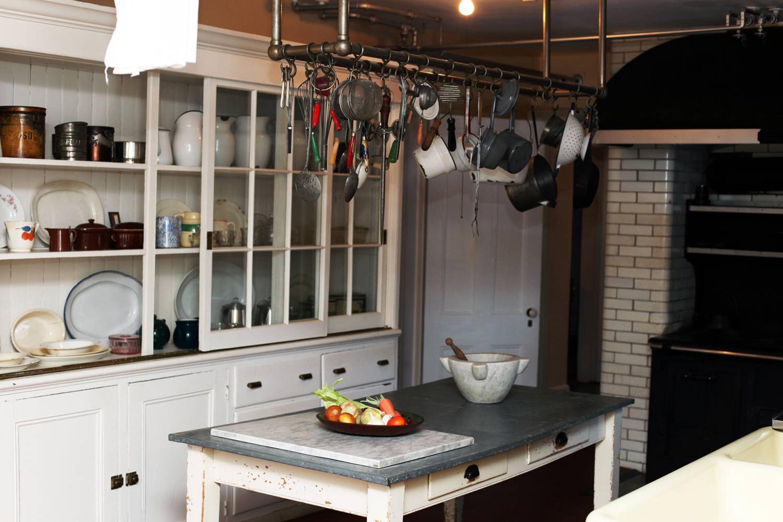 FDR Home kitchen